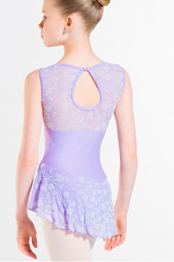 Lilac Sabine Wear Moi dress leotard