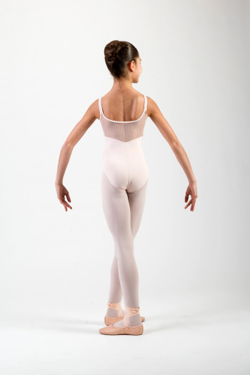 Repetto DE643 pale pink leotard