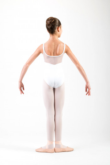 Repetto DE643 white leotard