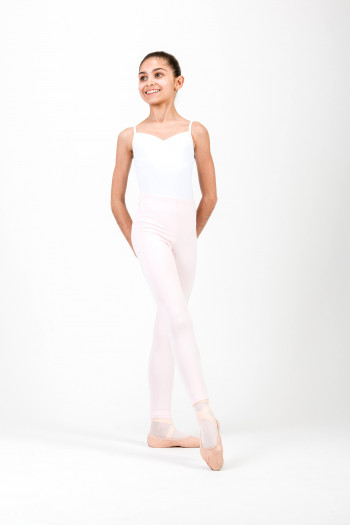 Leggings Temps Danse Vixum Rose Enfant