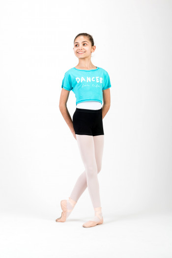 Crop Top Temps Danse Agile For life Jr pacific
