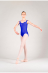 Justaucorps Wear Moi Faustine royal blue