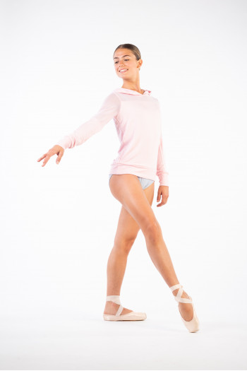 Sweat Ballet Rosa Akane en bamboo rose