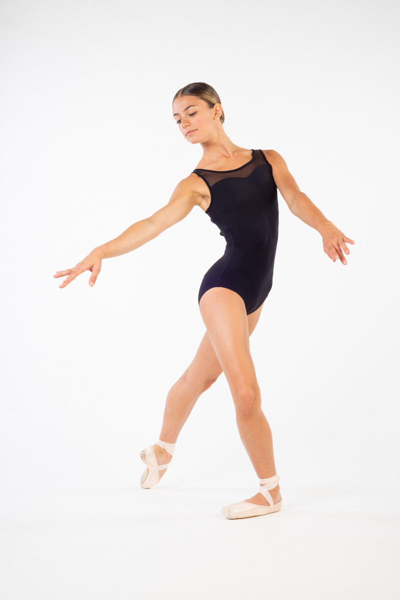 Bloch L7725 black leotard