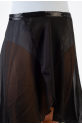 MDA long black skirt