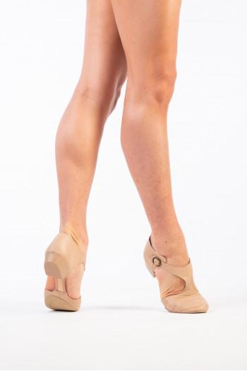 Capezio pink grecian sandal Pedini