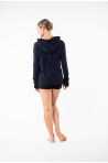 Ballet Rosa Olivine black sweater
