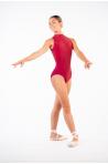 Justaucorps Ballet Rosa Amélie bordeaux