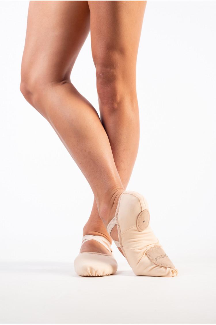 f4730bc353091 Chausson danse classique Capezio Hanami rose - Mademoiselle Danse Capezio