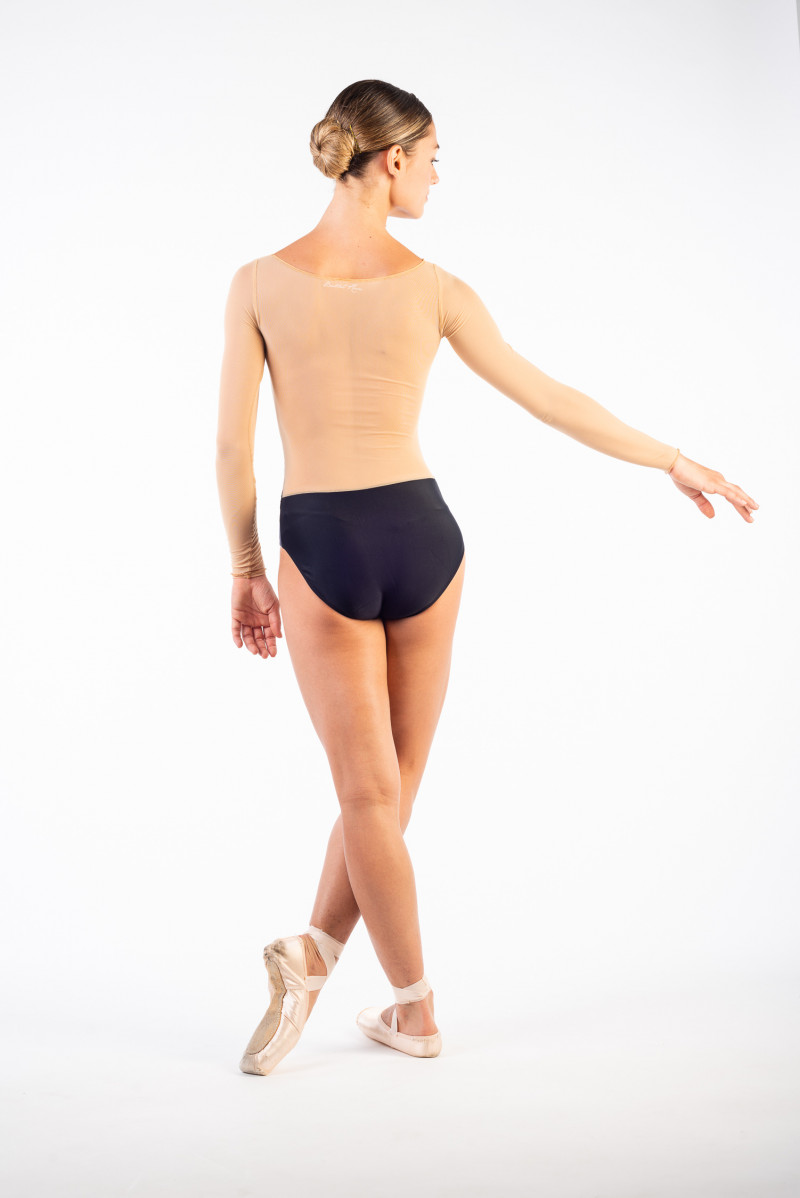 Justaucorps Ballet Rosa Christa velours