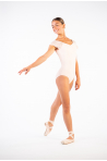 Ballet Rosa leotard for women Josephine pale pink