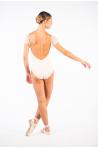Justaucorps Ballet Rosa Josephine rose poudré