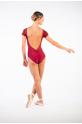 Justaucorps Ballet Rosa Josephine bordeaux