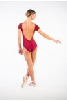 Ballet Rosa leotard for women Josephine burgundy