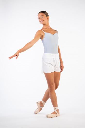 Short femme Nobu Ballet Rosa blanc