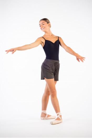 Short femme Nobu Ballet Rosa taupe