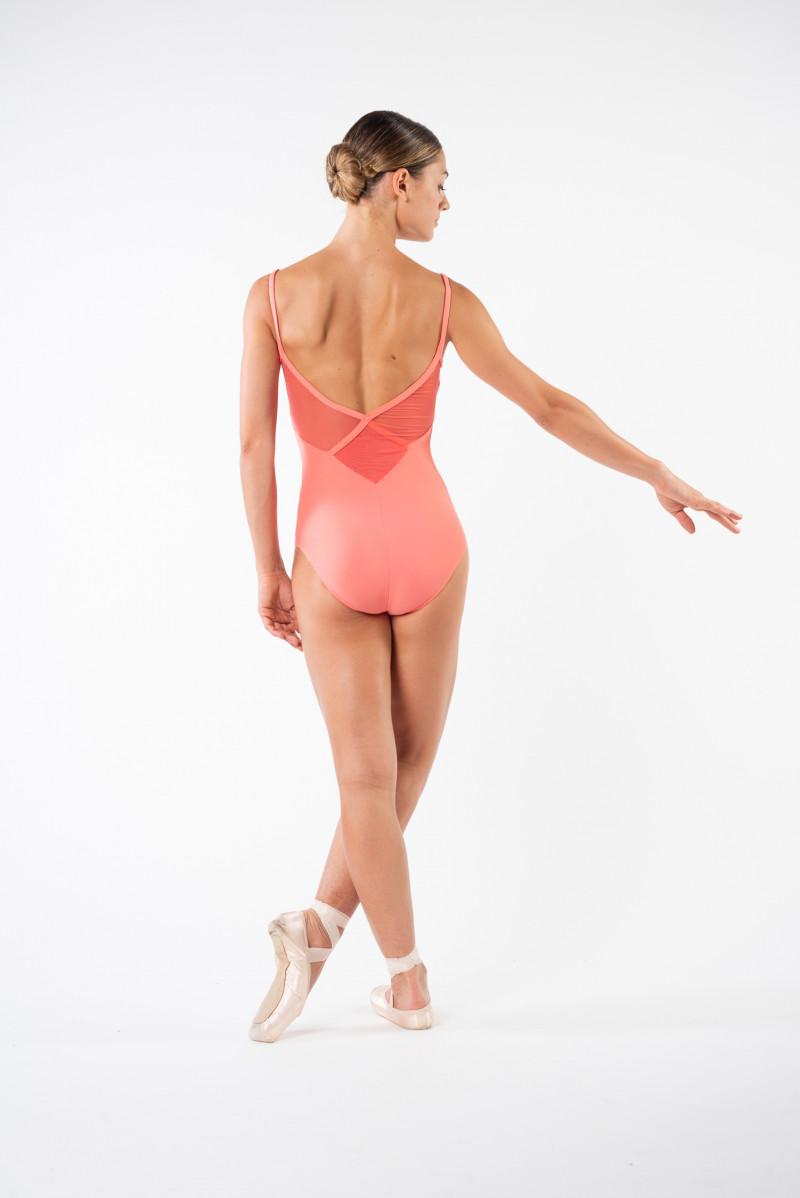 Justaucorps Sheddo flamingo 4030