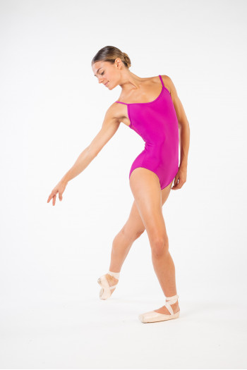 Leotard Sheddo purple 4030