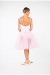 Bas de tutu lacé dans le dos pink
