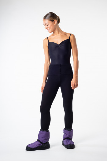Warm up bootie Bloch IM009 purple