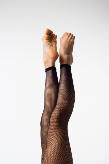 Fisnet tights without feet