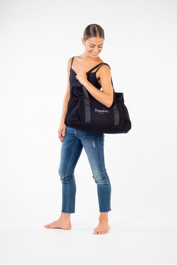 Grand sac Repetto Rebecca Noir B0303NF
