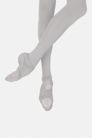 Demi-pointes Wear Moi Vesta toiles gris