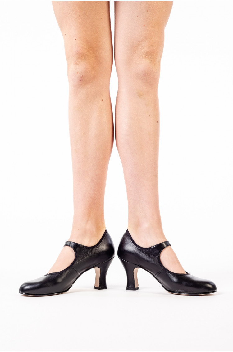 Chaussure de cabaret Freed ankle bar