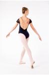 Justaucorps Ballet Rosa Josephine noir enfant