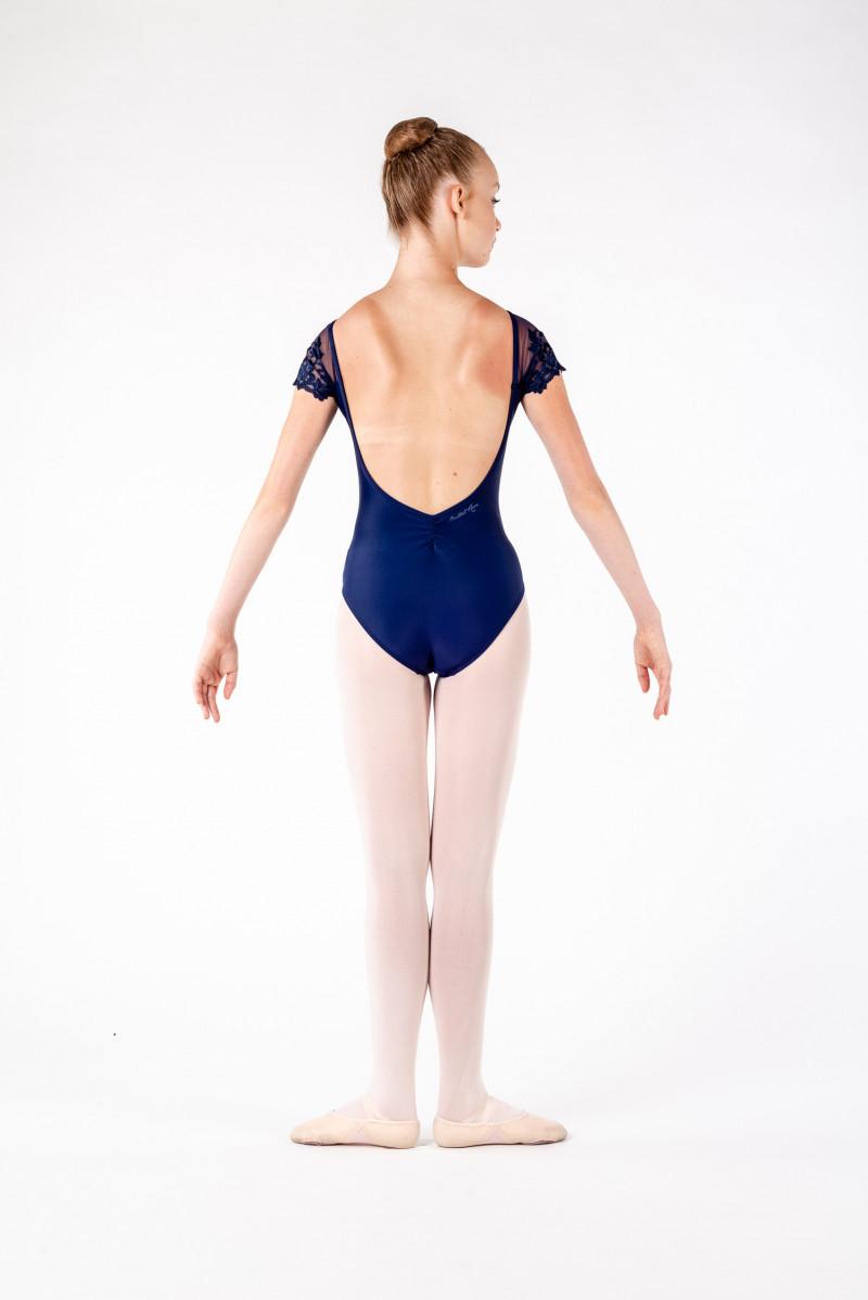 Justaucorps Ballet Rosa Josephine navy enfant