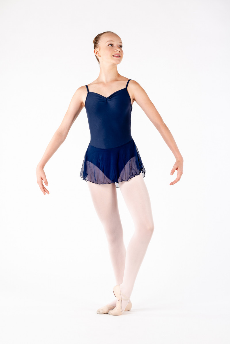 Wear Moi Ballerine navy tunic for child