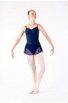 Tunique Wear Moi Ballerine navy enfant