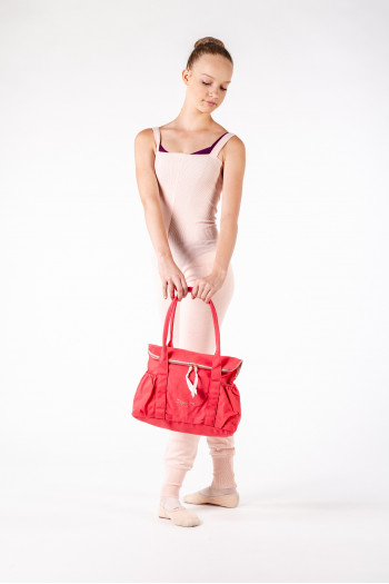 Sac à main Symphonie Repetto Corail fille