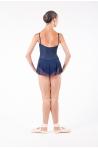 Tunique Wear Moi Ballerine navy femme