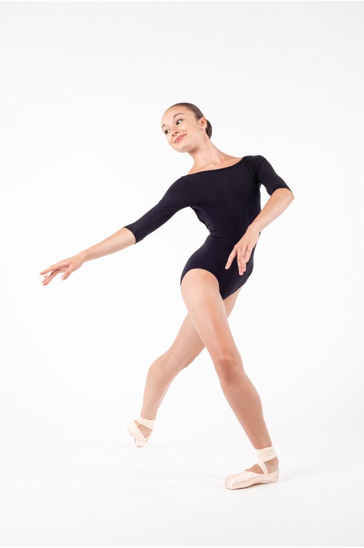 6a73673ad2d84 Justaucorps danse femme Capezio TB243W - Mademoiselle Danse