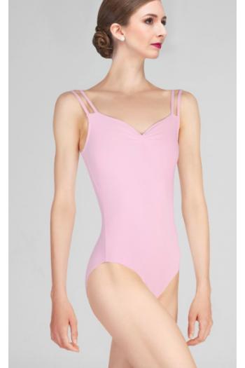 Justaucorps Wear Moi Mauve pink