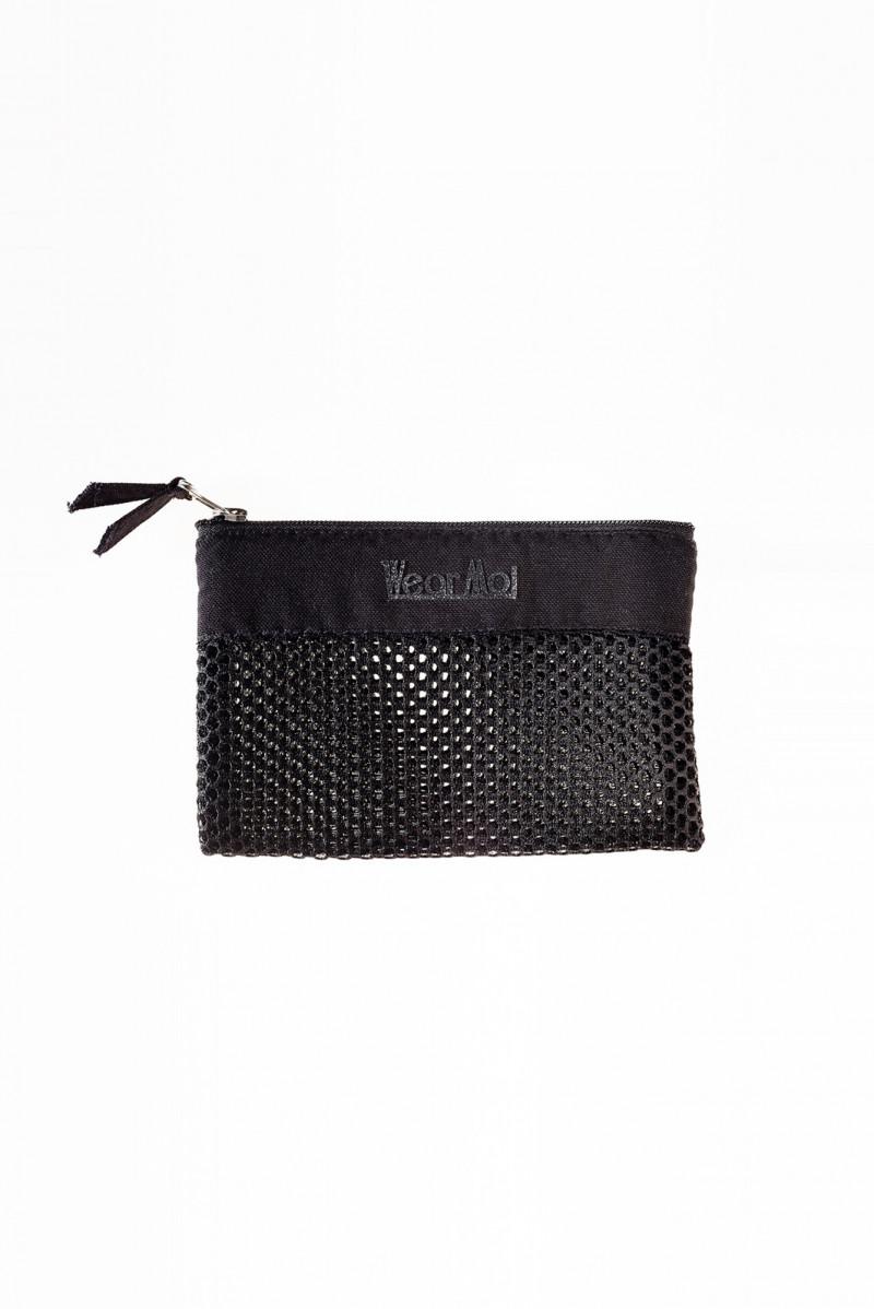 Petite pochette zippée Wear Moi black