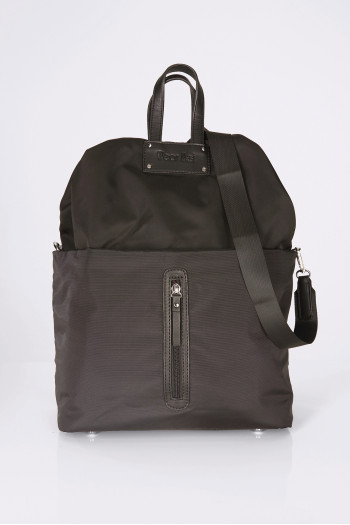 Backpack with handle Wear Moi black