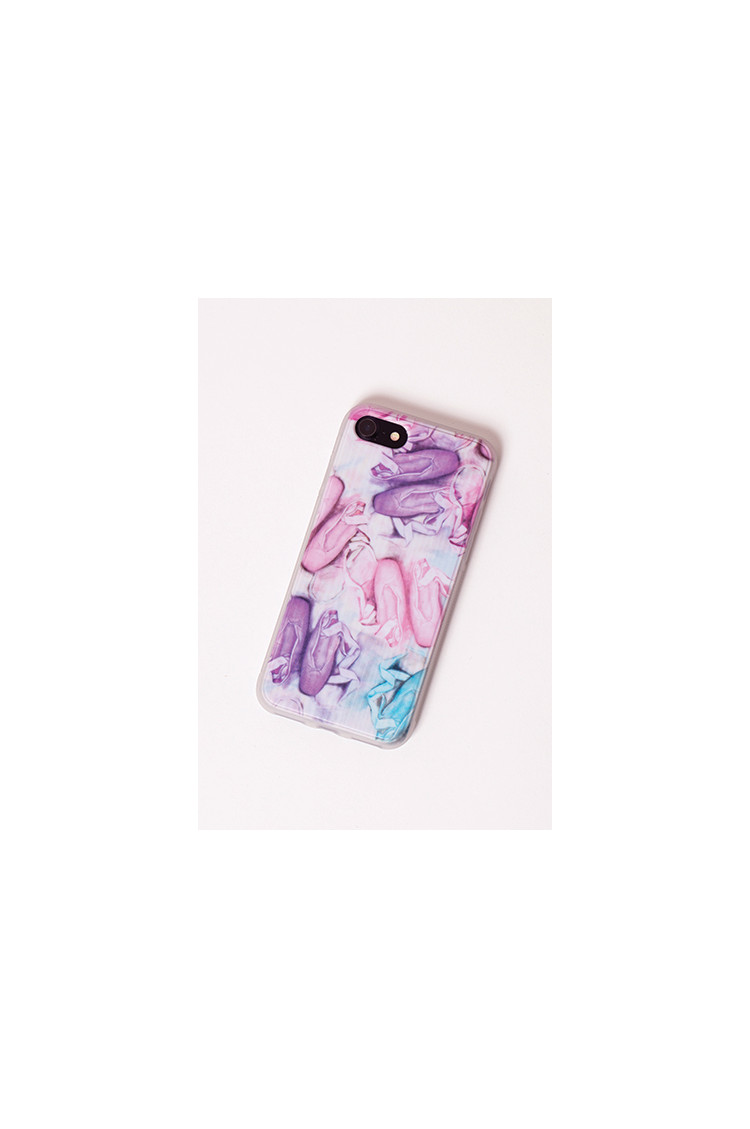Coque Iphone 6/6S Dance Gallery pointes couleurs