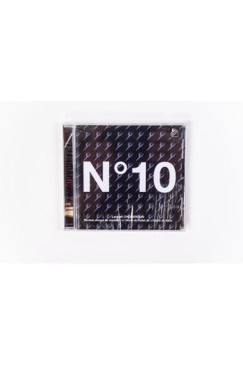 CD volume 10 Laurent Choukroun