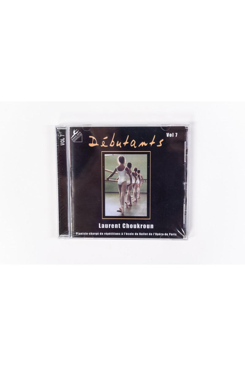 CD volume 7 Laurent Choukroun débutant