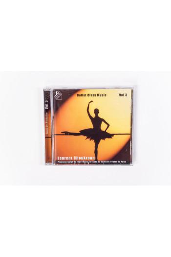 CD volume 3 Laurent Choukroun répertoire