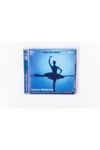 CD volume 2 Laurent Choukroun