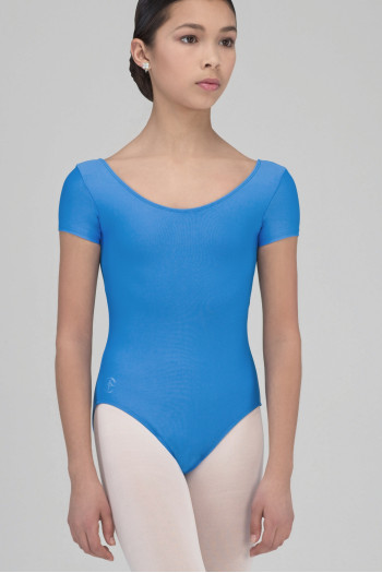Leotard Wear Moi Coralie French Blue