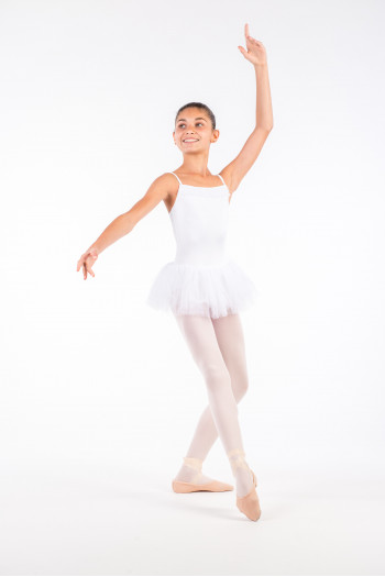 Capezio child white tutu 11307C