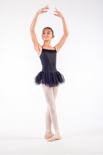 Capezio child black tutu 11307C