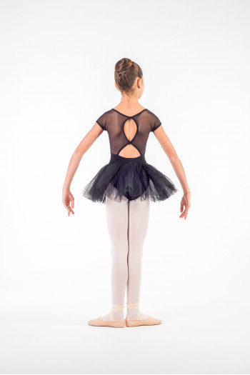 Capezio child black tutu 11394C