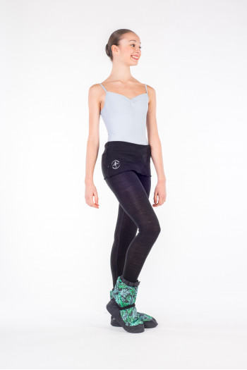 Bloch limited edition warm up bootie IM009P
