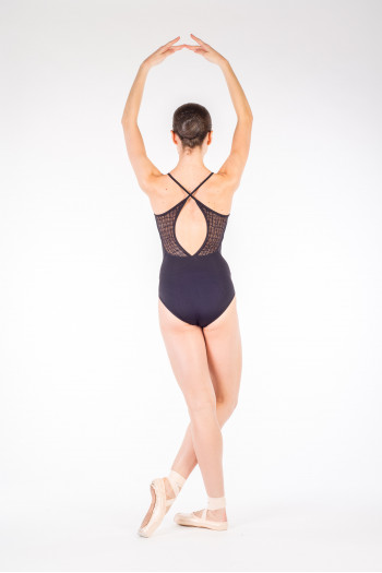 Leotard Bloch Cora Black Limited Edition