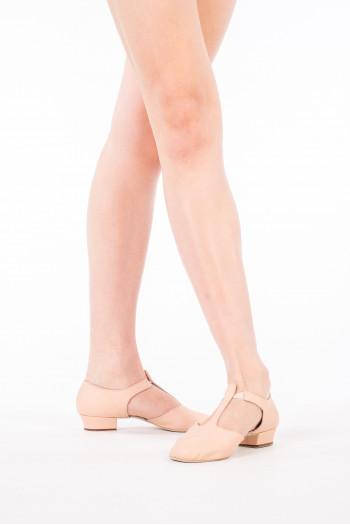 Sandales grecques Bloch S0407L roses